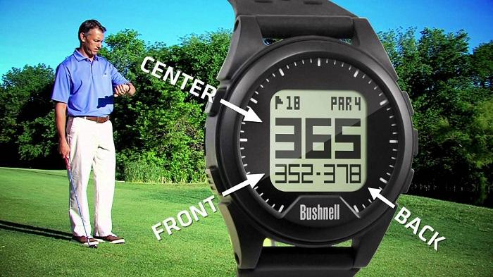 Đồng hồ golf Bushnell
