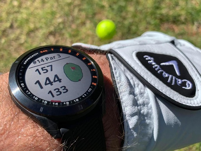 Đồng hồ golf Garmin Approach S40