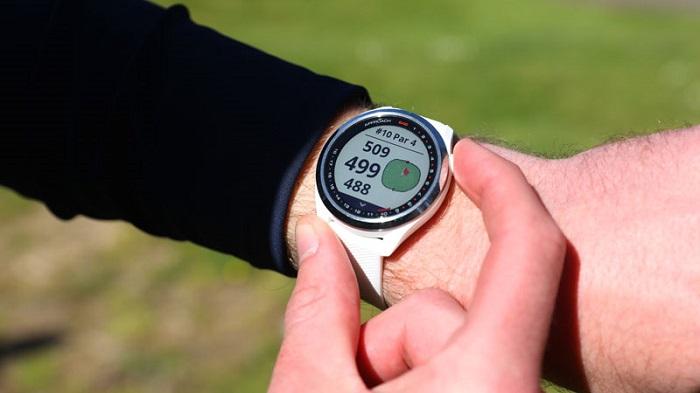 Đồng hồ golf Garmin Approach S42