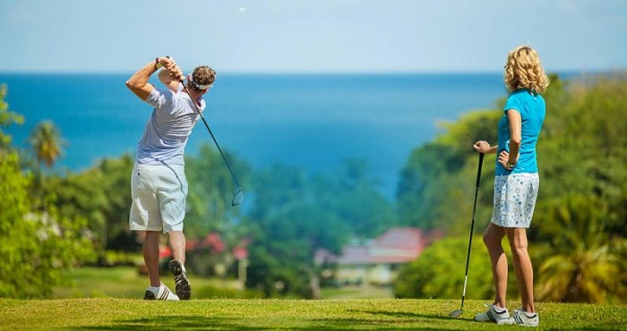 những mẹo chơi golf ngày hè mà golfer nào cũng ohair nhớ kỹ