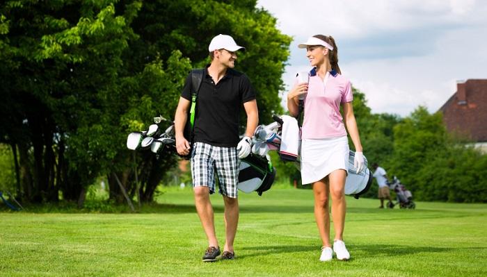 các golfer vẫn có thể thỏa mãn niềm đam mê của mình bằng những mẹo chơi golf ngày hè