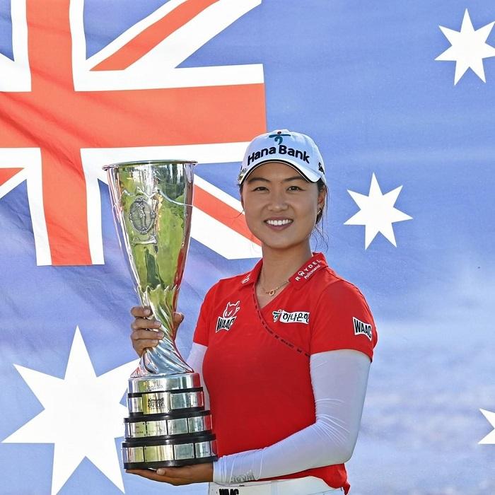 Minjee Lee, ngôi sao của nước Úc