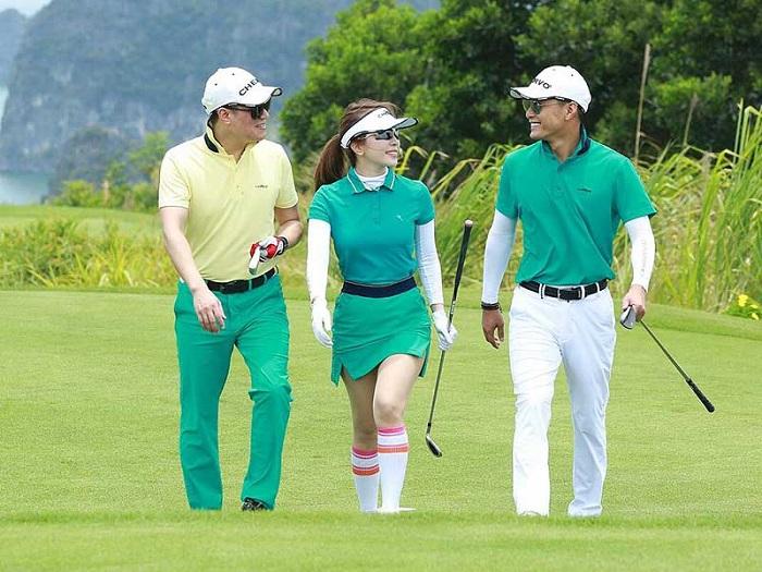kinh nghiệm chơi golf mọi golfer cần biết