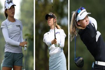 'Nghiêng mình, ngả mũ' trước những bóng hồng làng golf thành công khi chưa đến tuổi 25