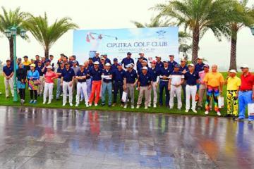 Câu lạc bộ golf Ciputra – Một trong những câu lạc bộ hàng đầu thủ đô