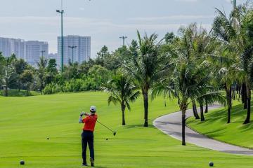 Long Biên golf course, sân golf hàng đầu ở khu vực miền Bắc