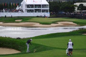 Nine Bridges Golf Club – Một trong những sân golf tốt nhất Hàn Quốc trên đảo Jeju
