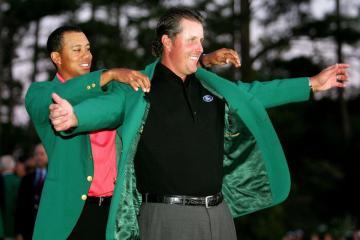 Gặp gỡ 8 tay golf xuất sắc từng khoác lên mình chiếc áo Green Jacket danh giá