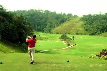 Sân golf Vân Trì, sân golf xanh giữa lòng thủ đô