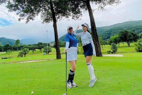 Sân golf Đại Lải – Sự tổng hòa giữa vẻ đẹp tự nhiên cùng thiết kế sang trọng