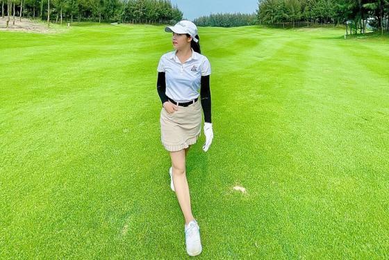 Golfer Mai Anh và hành trình đến với golf: 'Đối với tôi golf không chỉ là môn thể thao'