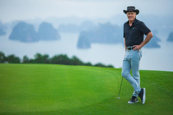 Những chuyện chưa kể về tay golf huyền thoại Greg Norman