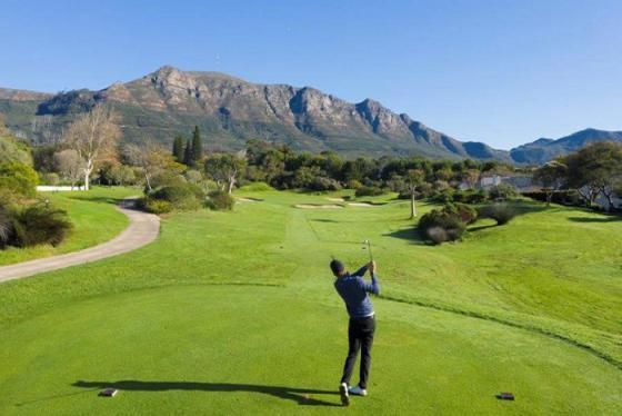 Steenberg golf club, 'nàng thơ' của vùng đất Nam Phii
