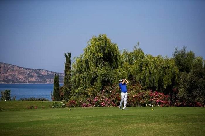 Costa Navarino golf resort, sân golf đẹp tựa thiên đường của vùng đất Hy Lạp