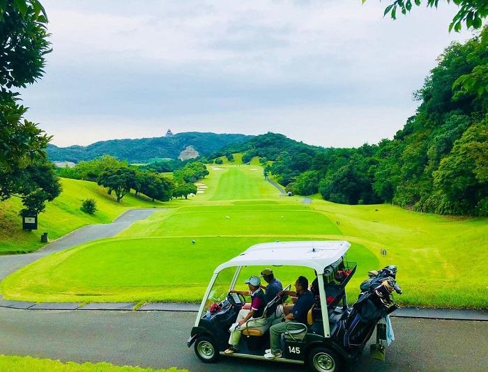 Ise Otori golf course, sân golf thách thức nhất Nhật Bản