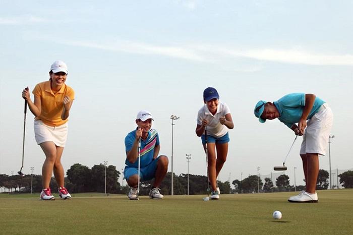 Marina Bay Golf Course Singapore