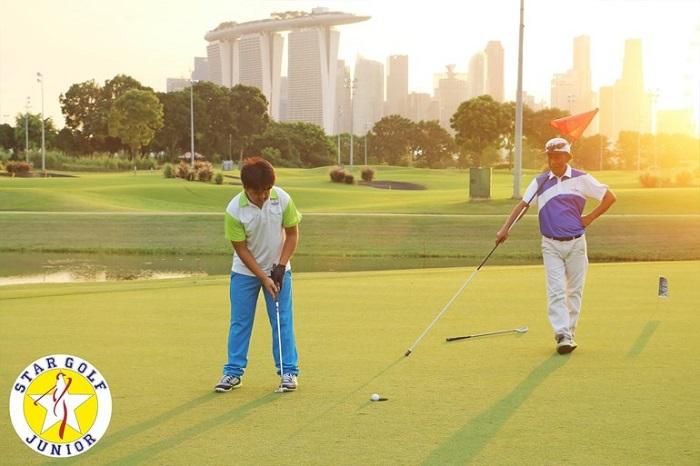 Học viện đào tạo golf  Marina Bay Golf Course Singapore