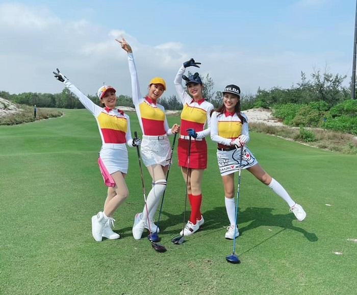 Sân golf phoenix lương sơn hòa bình