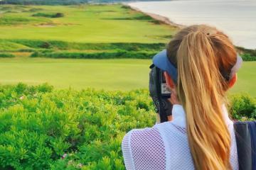 Sân golf Cabot Links: Yêu ngay lúc đến, mến tận lúc về