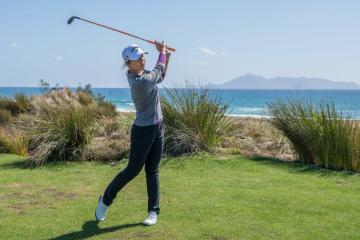 Trải nghiệm Tara Iti Golf Club, ốc đảo golf yên bình ở New Zealand