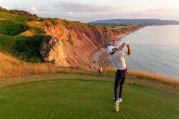 Cabot Cliffs Golf Course, sân golf 18 hố ấn tượng nhất Bắc Mỹ