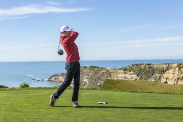Cape Kidnappers Golf Course, tuyệt tác sân golf ở New Zealand