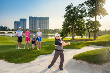 Gợi ý 5 địa chỉ học đánh golf chất lượng nhất Hà Nội dành cho các golfer mới
