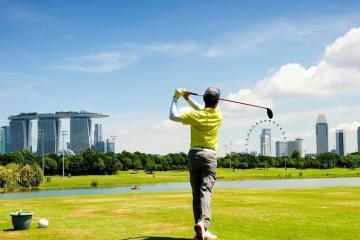 Có gì tại Marina Bay Golf Course Singapore  - Sân golf công cộng tốt nhất Châu Á