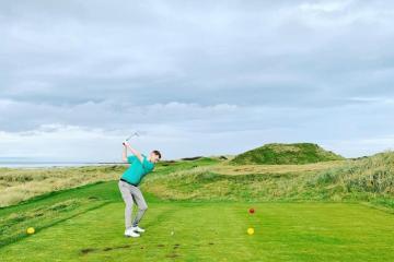 Trở về quê hương của golf để ngắm nhìn Turnberry golf course