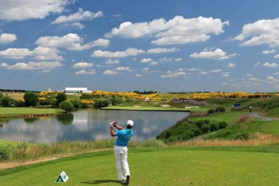 Sân golf Móng Cái – Tuyệt tác bên bờ biển Trà Cổ