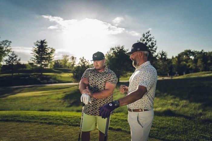 Grip Tour Velvet của Golf Pride, một phụ kiện chơi golf không thể thiếu của các golfer