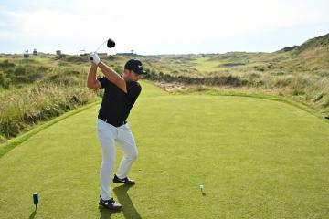 Royal Portrush Golf Club – sân golf 'độc nhất vô nhị' ở Bắc Ireland