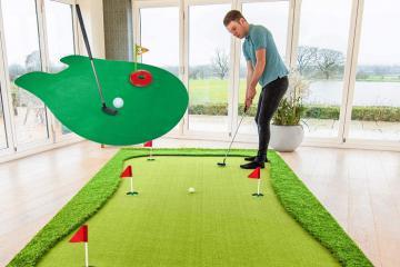 Thảm tập golf có những loại nào và review những mẫu thảm tốt nhất dành cho các golfer