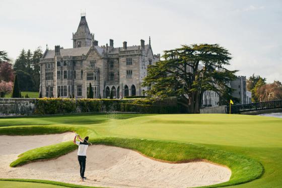 Tralee Golf Club: Thiên đường golf ở Ireland